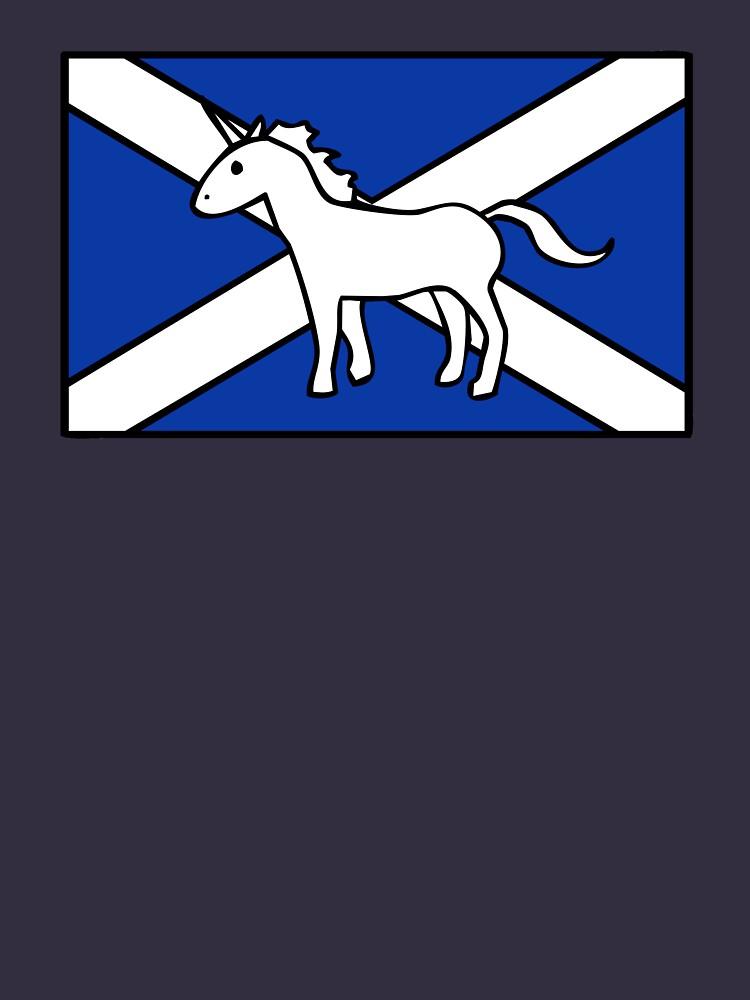 Unicornio, animal nacional de Escocia de jezkemp