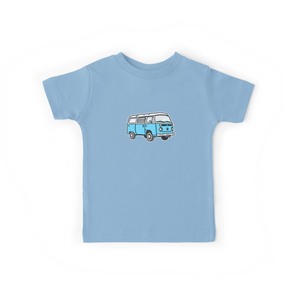 Bay Window Campervan Blue (please see notes) by Ra12