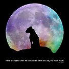 There are nights when the wolves are silent by Myillusions