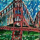 Golden Gate Bridge by seanh