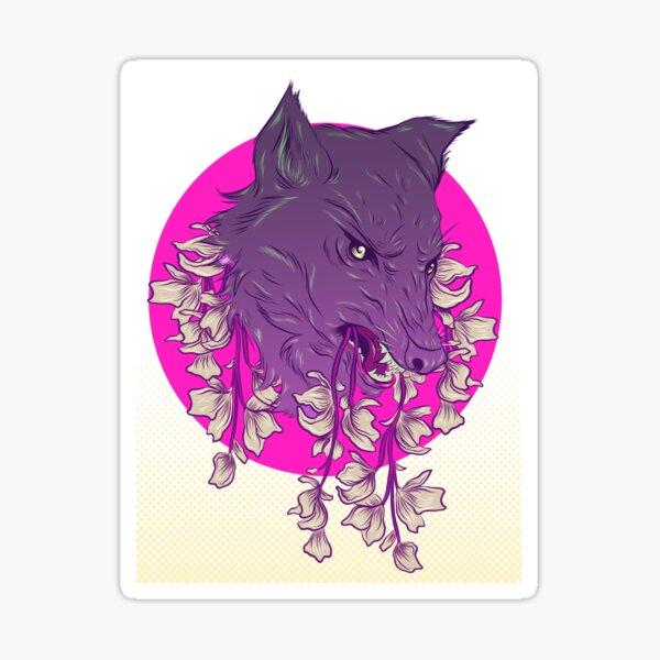 Wolf's Bane Sticker