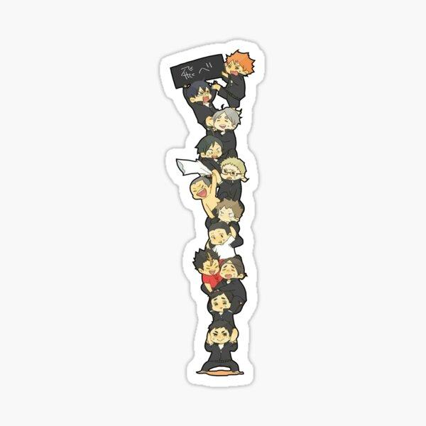 Haikyuu Chibi Sticker