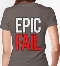 Epic Fail (white/red) T-Shirt