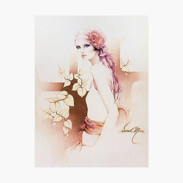 Charlotte Photographic Print