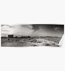 Death Valley Junction Poster