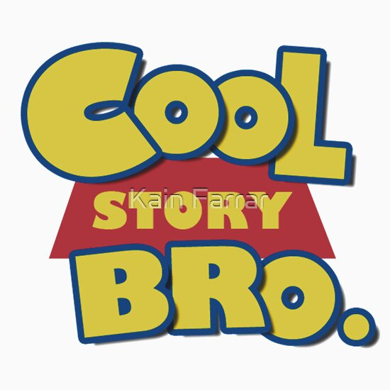 TShirtGifter presents: Toy Story Cool Story