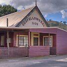 Oddfellows Hall, Sofala, NSW, Australia  by Adrian Paul