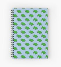Cute Triceratops Spiral Notebook