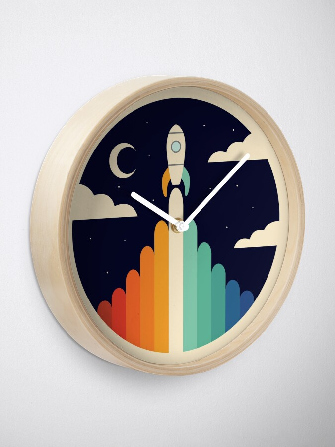Alternate view of Up Clock