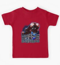 Space engineers! Kids Tee