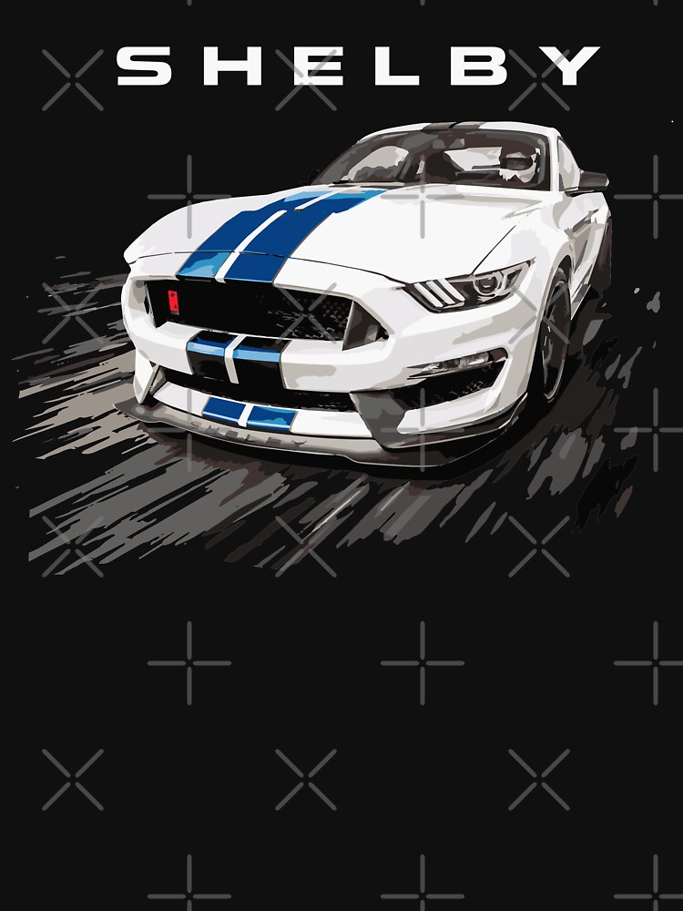 Mustang Shelby Cobra GT350 GT500 HERITAGE EDITION  by cowtownCOWBOY