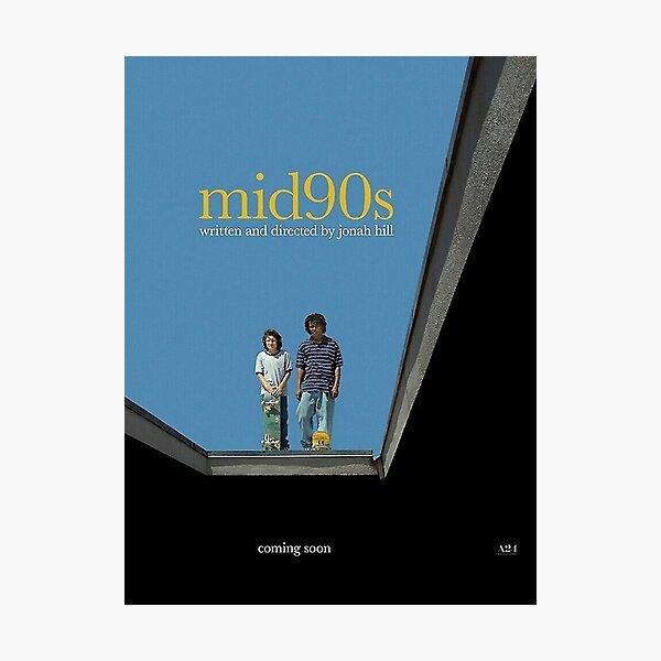 90s poster Photographic Print