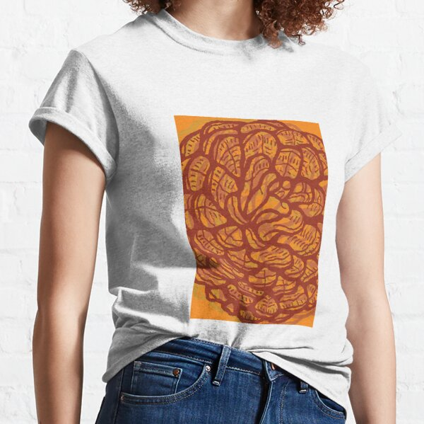 Graphic pinecone Classic T-Shirt