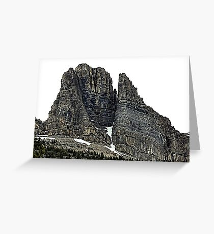 Gorgeous Sentinels Greeting Card