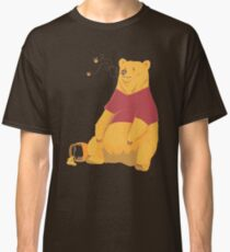 Pooh at the Zoo Classic T-Shirt