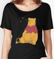 Pooh at the Zoo Women's Relaxed Fit T-Shirt