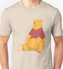 Pooh at the Zoo Unisex T-Shirt