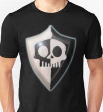 Bouclier de Sir Dan. T-shirt unisexe