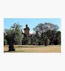 Iandra Castle, Greenethorpe NSW Photographic Print