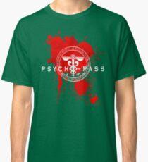 Psycho-Pass Logo Classic T-Shirt
