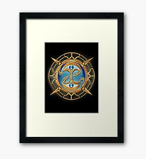 The Guild Seal (Fable) Framed Print