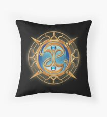 The Guild Seal (Fable) Throw Pillow
