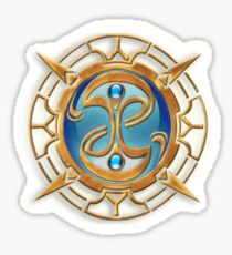 The Guild Seal (Fable) Sticker