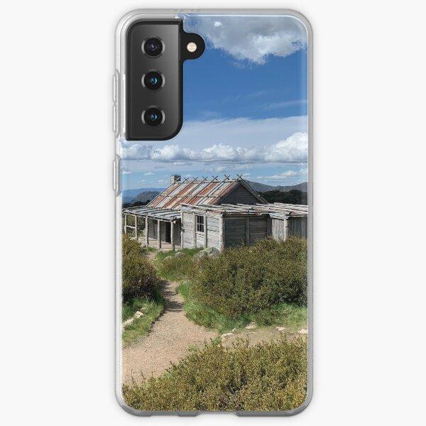 Craigs Hut, Mount Stirling, Victorian High Country, Victoria, Australia Samsung Galaxy Soft Case