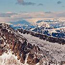 Dolomites by Antonio Zarli