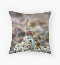 Fellowship Of the Small World Throw Pillow