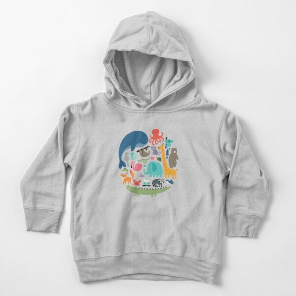 We Are One Toddler Pullover Hoodie
