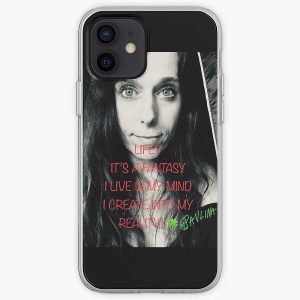 My life  iPhone Soft Case