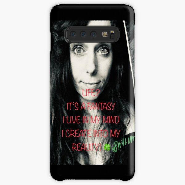 My life  Samsung Galaxy Snap Case