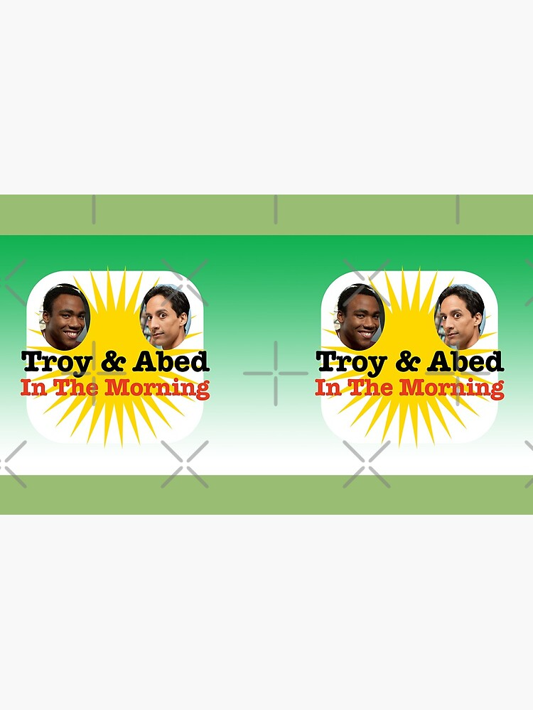 Troy and Abed in the Morning by Retro-Freak