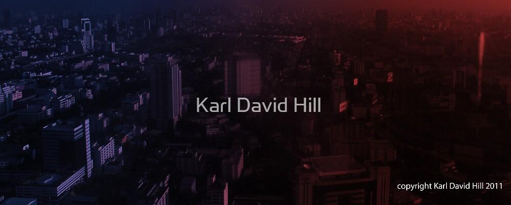 infinite metropolis 003 by Karl David Hill