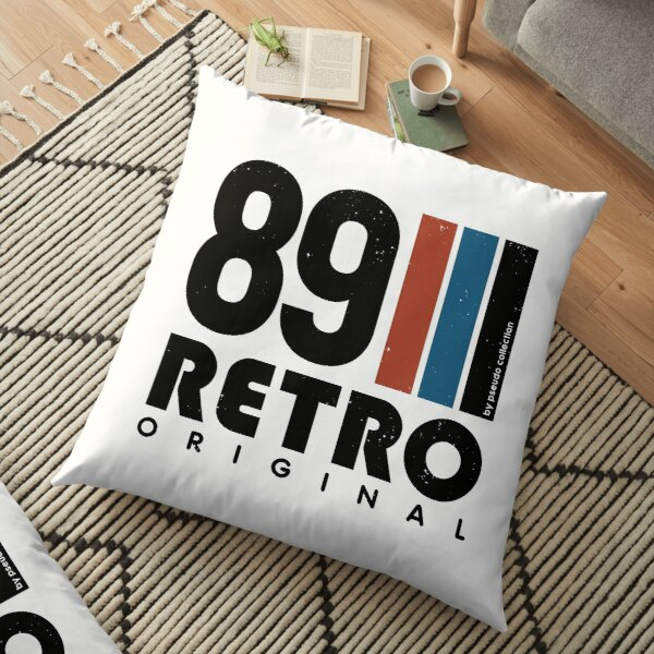 Retro 89 pseudo Floor Pillow