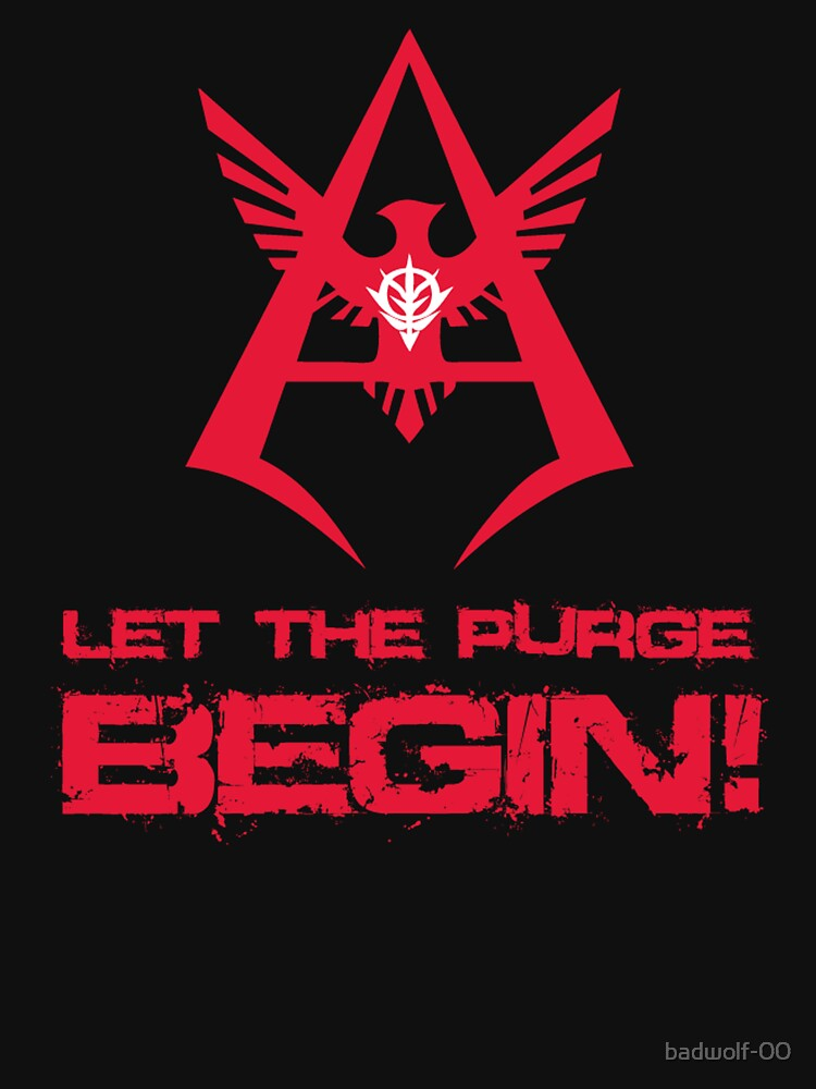 LET THE PURGE BEGIN! | Unisex T-Shirt
