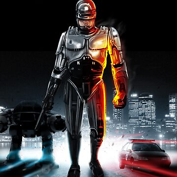 Robocop by CrosbyDesign