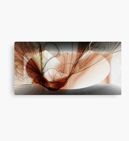 Sculpted Poetry Canvas Print