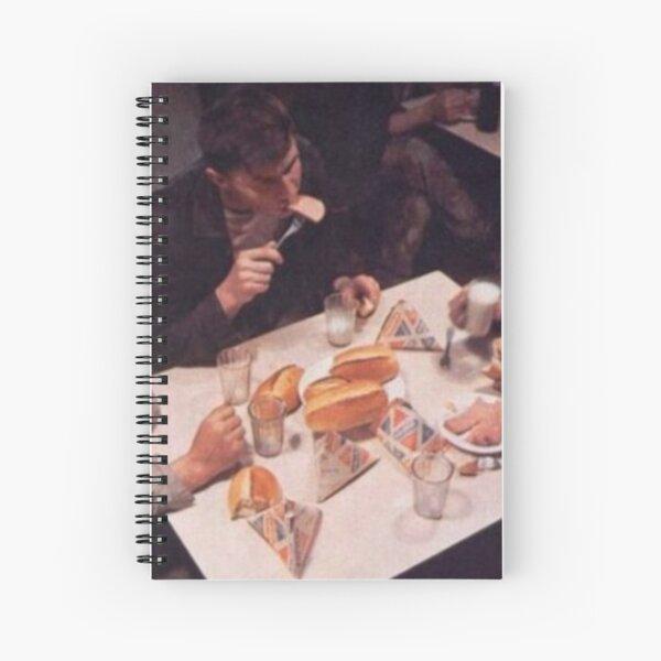 Ностальгическая фотография из СССР - Nostalgic photo from the USSR Spiral Notebook