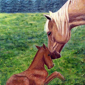 Mother's Love by artbylorraine