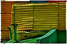The Colours of La Boca by Peter Hammer