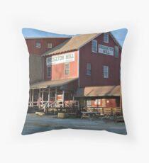 Bridgetown Mill Throw Pillow