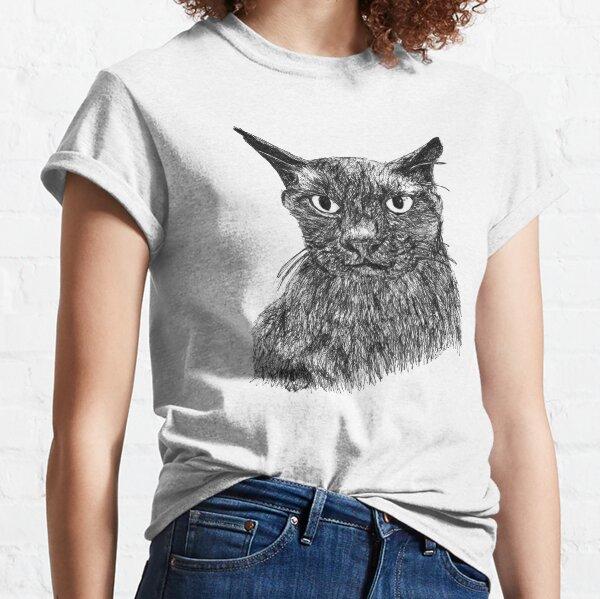 Moet the Brown Burmese Classic T-Shirt