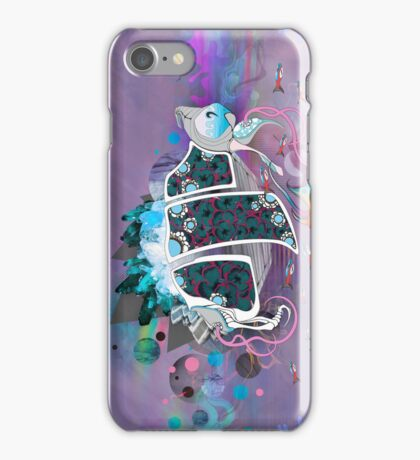 Old Elsie and the Storm iPhone Case/Skin