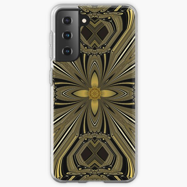 Golden Spectrum Samsung Galaxy Soft Case