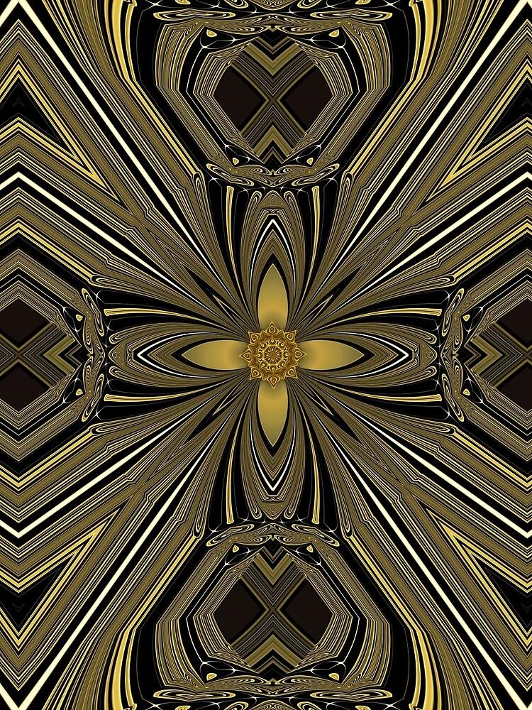 Golden Spectrum by vkdezine