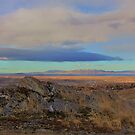 Utah's Great Salt Lake by Raider6569