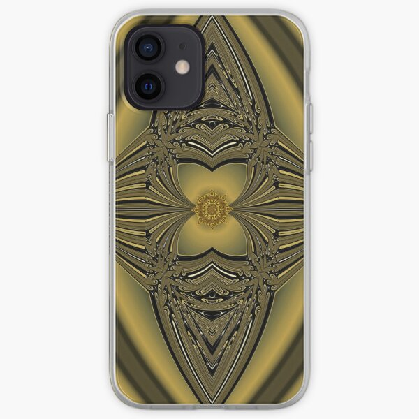 Golden Rose iPhone Soft Case