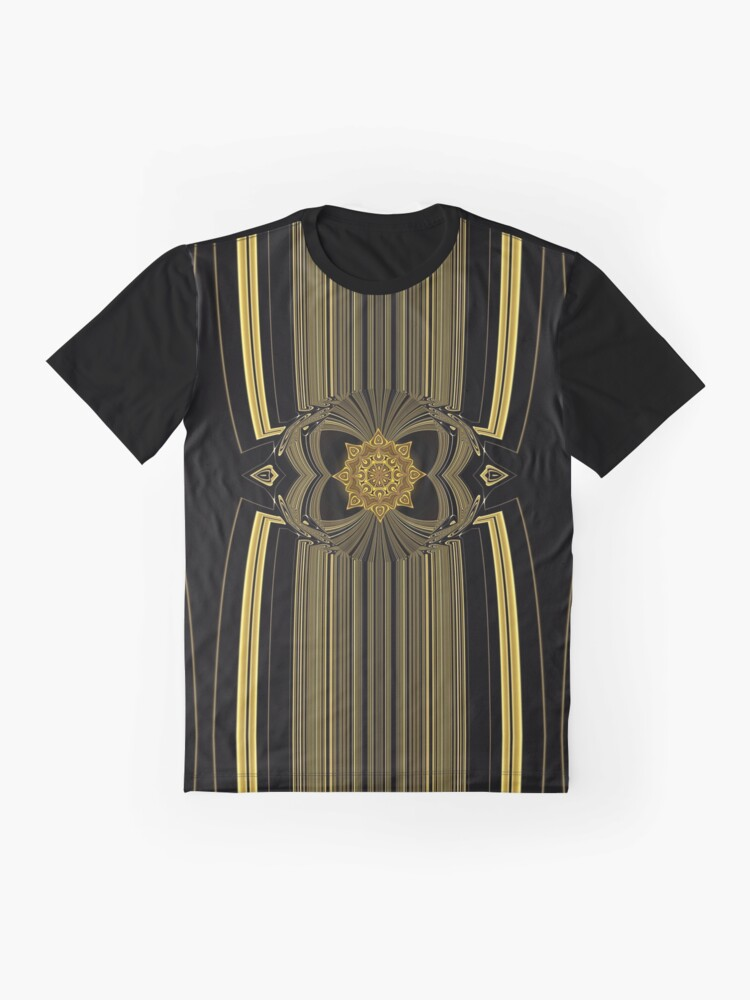 Alternate view of Golden Infinity Graphic T-Shirt